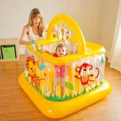 Corralito Inflable Intex Baby Gym 19611/2 i450
