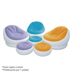 Sillón Inflable Intex Cafe Chaise 22792/6 i450