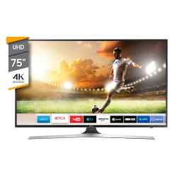 Smart TV Samsung 75p Led UHD 4K MU6100 i450