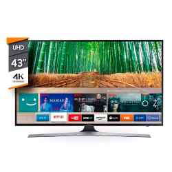 Smart TV Samsung 43p Led Ultra HD 4K MU6100 i450