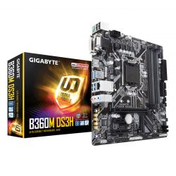 Mother Gigabyte B360M DS3H S. 1151 i450