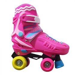 Patines Imperio Extensibles Talle 34 al 38 Rosa i450