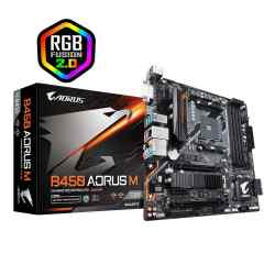 Mother Gigabyte B450 Aorus M 1.0 S. AM4 i450