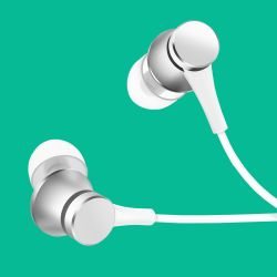 Auriculares Xiaomi In-Ear Plateados ZBW4355TY i450
