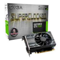 Placa de Video EVGA GTX 1050 ACX Superclocked 3 GB GDDR5 i450