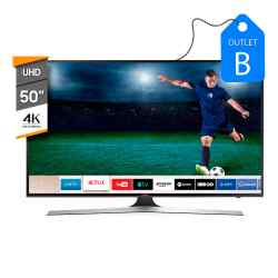 Outlet B Smart TV 50p Led UHD 4K MU6100 i450