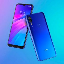 Celular Xiaomi Redmi 7 Global 64 GB Azul i450