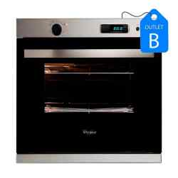 Outlet B - Horno Empotrable a Gas Whirlpool 60 cm Grill WOA61AR i450