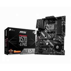 Mother MSI X570-A Pro S. AM4 i450