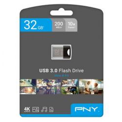 Pen Drive PNY Elite-X Fit 32 GB USB 3.0 i450