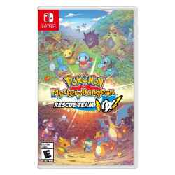 Juego Pokemon Mystery Dungeon i450