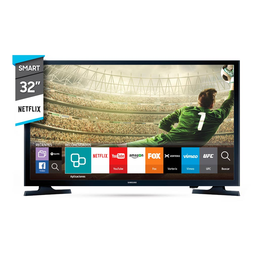 Smart TV Samsung 32p Led HD J4300 img 1