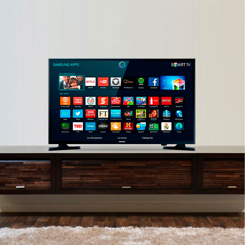 Smart TV Samsung 32p Led HD J4300 img 3