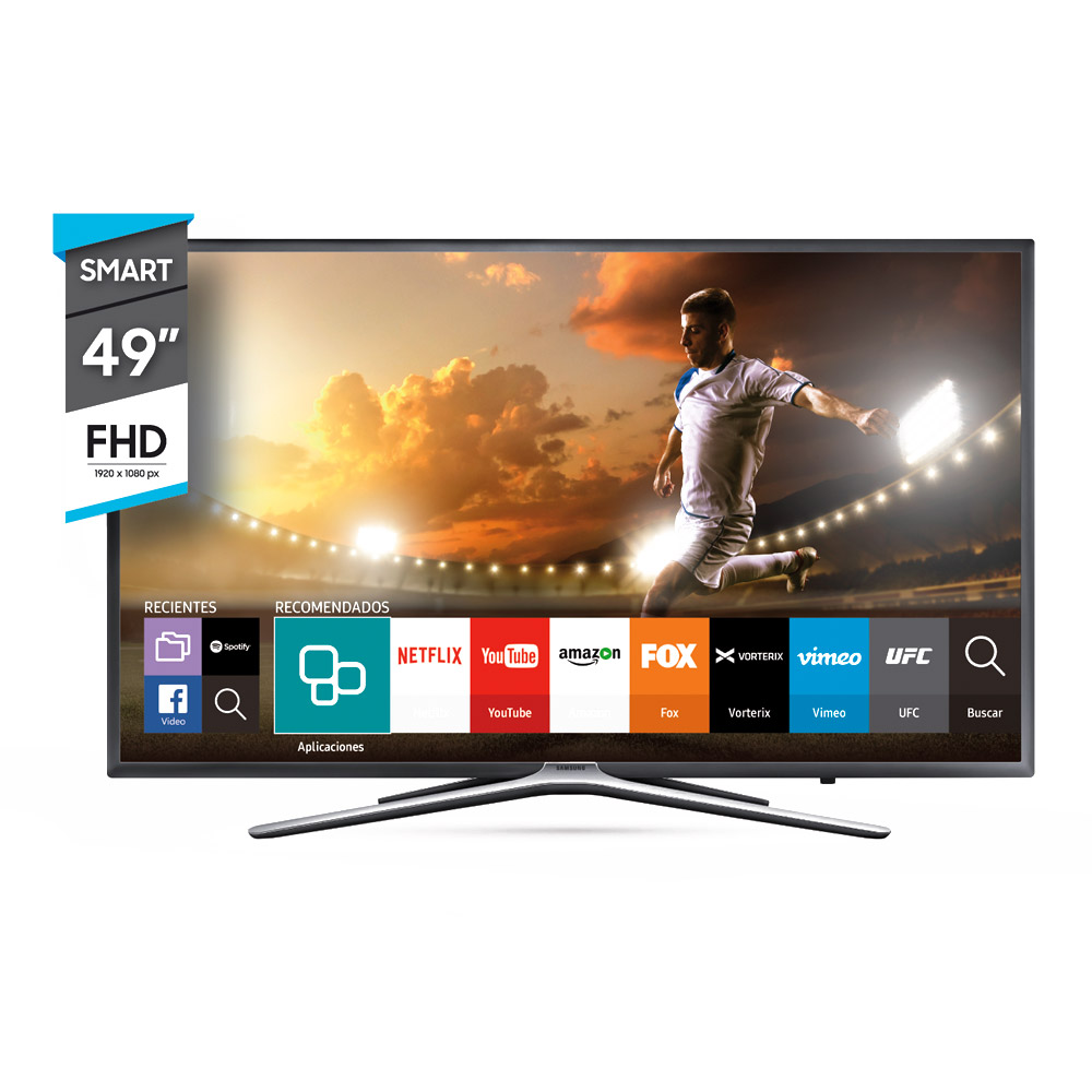 Smart TV Samsung 49p. Led Full HD K5500 img 1
