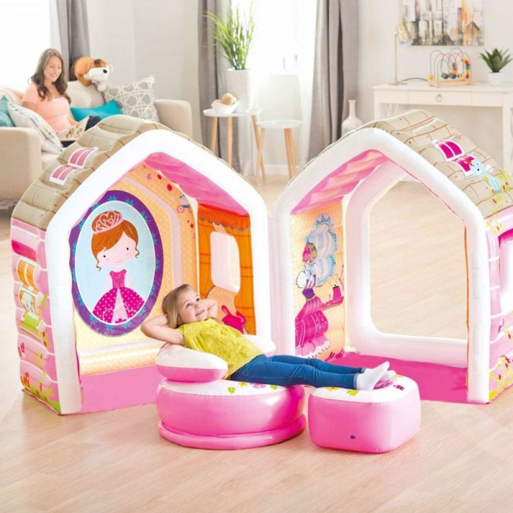 Playcenter Inflable Intex Castillo Princesa 23264/5 img 4