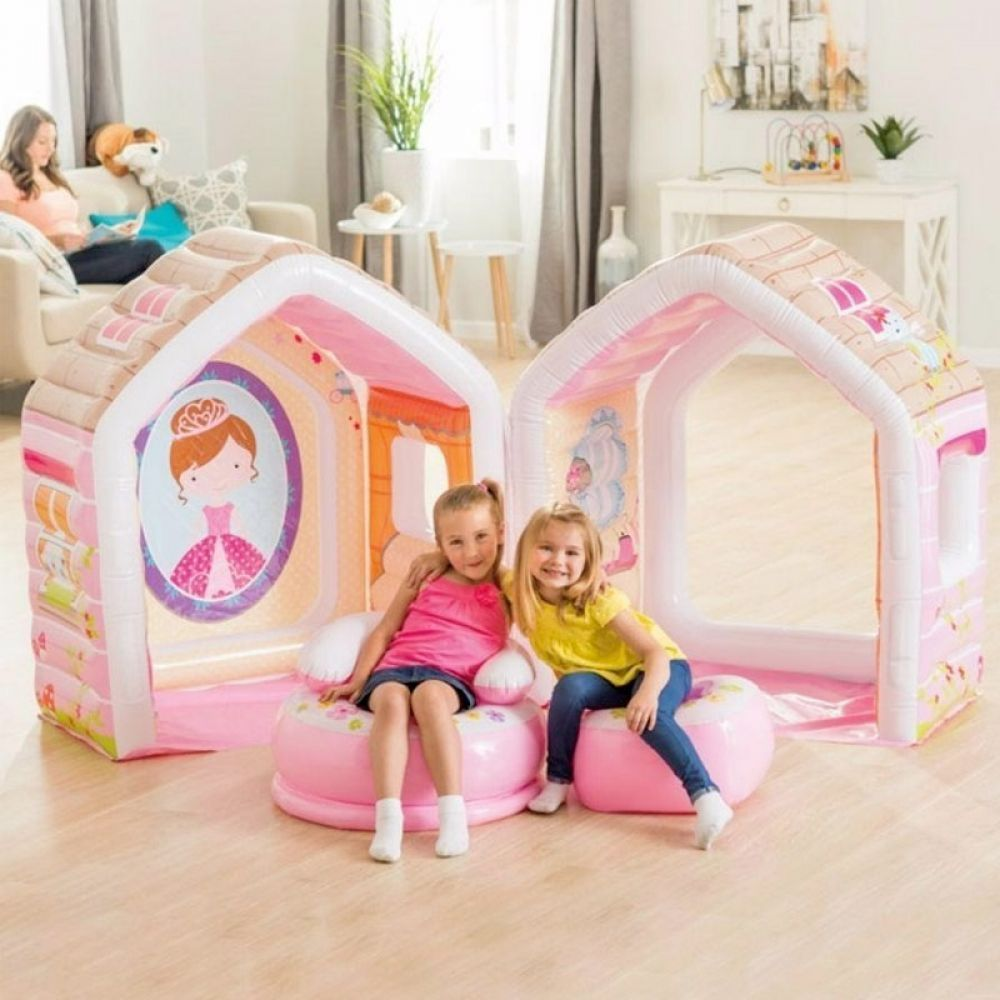 Playcenter Inflable Intex Castillo Princesa 23264/5 img 5