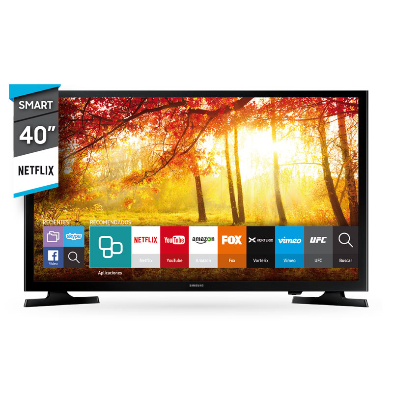 TV Smart SAMSUNG 40p. Led Full HD 40J5200 img 1