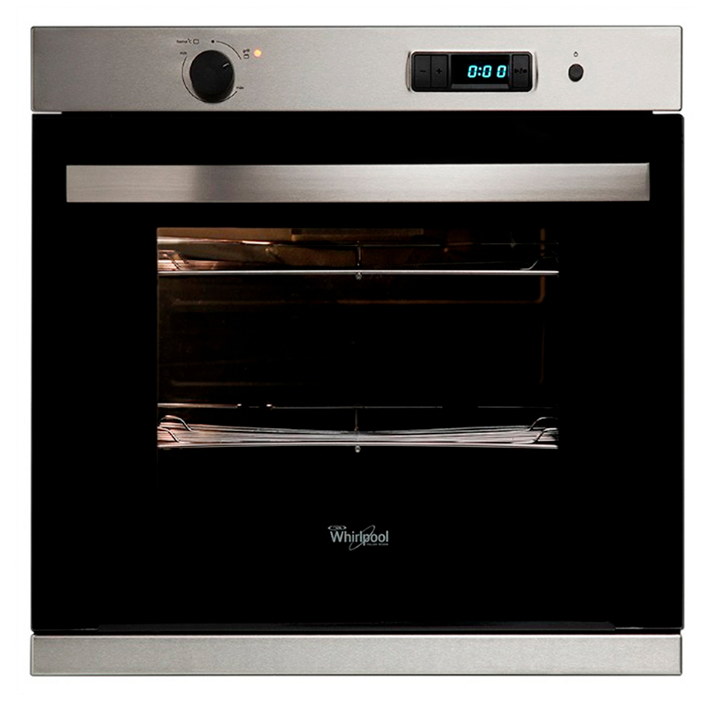 Horno Empotrable Whirlpool a Gas 68,5 Lts con Grill WOA61AR img 1