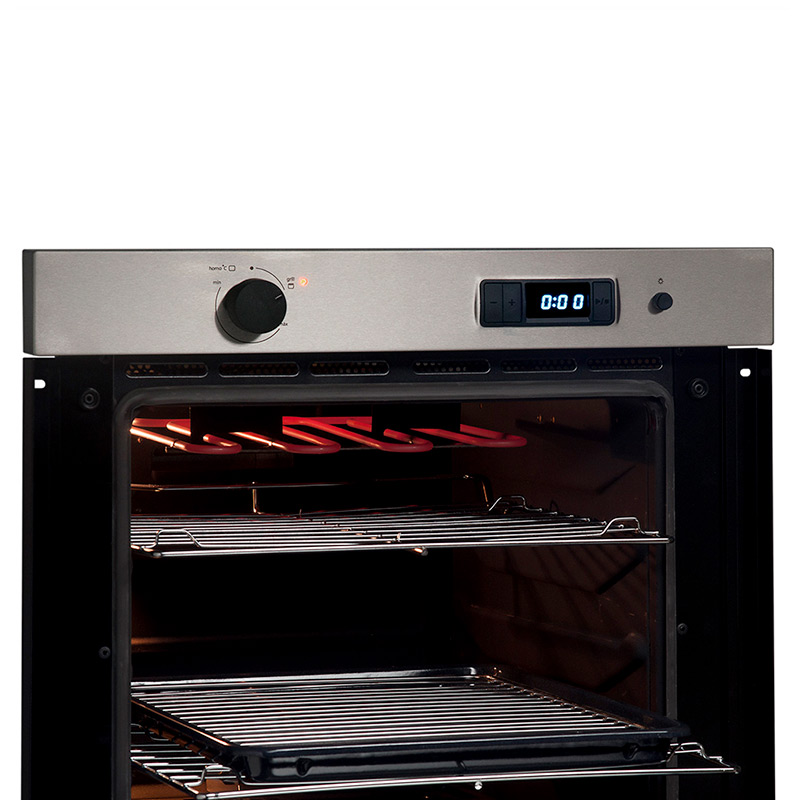 Horno Empotrable Whirlpool a Gas 68,5 Lts con Grill WOA61AR img 2