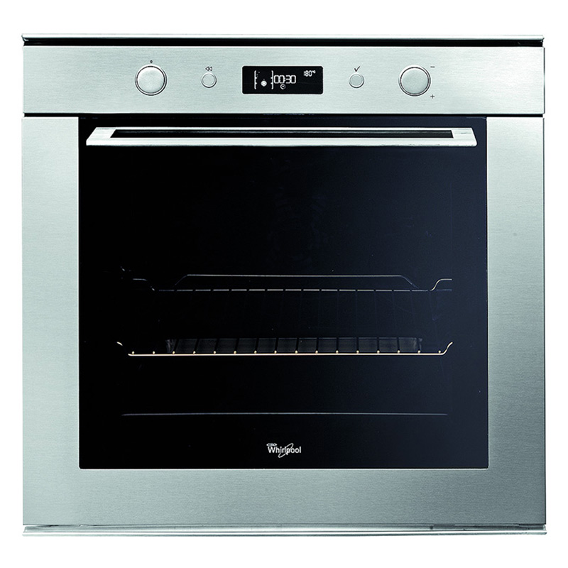 Horno eléctrico empotrable Whirlpool 67 Lts AKZM756IX img 1