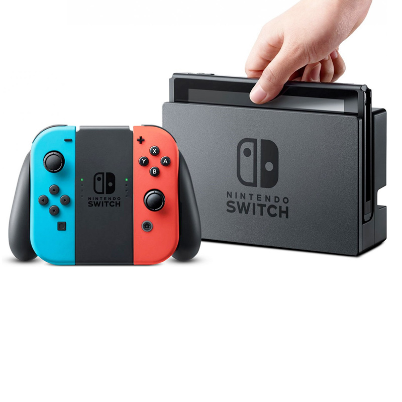 Nintendo Switch Neón 32 GB img 5