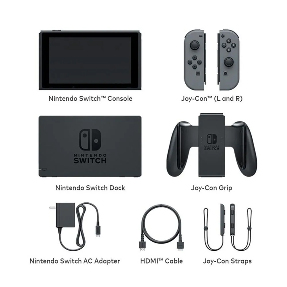 Nintendo Switch Neón 32 GB img 7