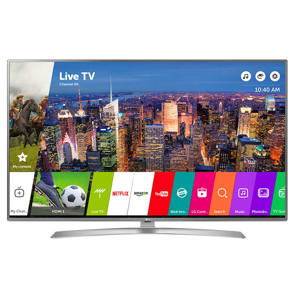 Smart TV LG 60p LED UHD 4K 60UJ6580 img 1