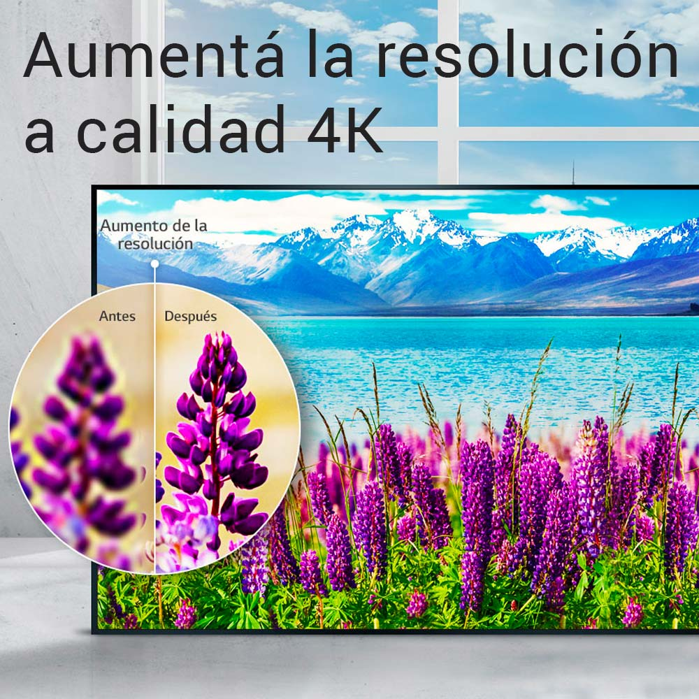 Smart TV LG 60p LED UHD 4K 60UJ6580 img 2