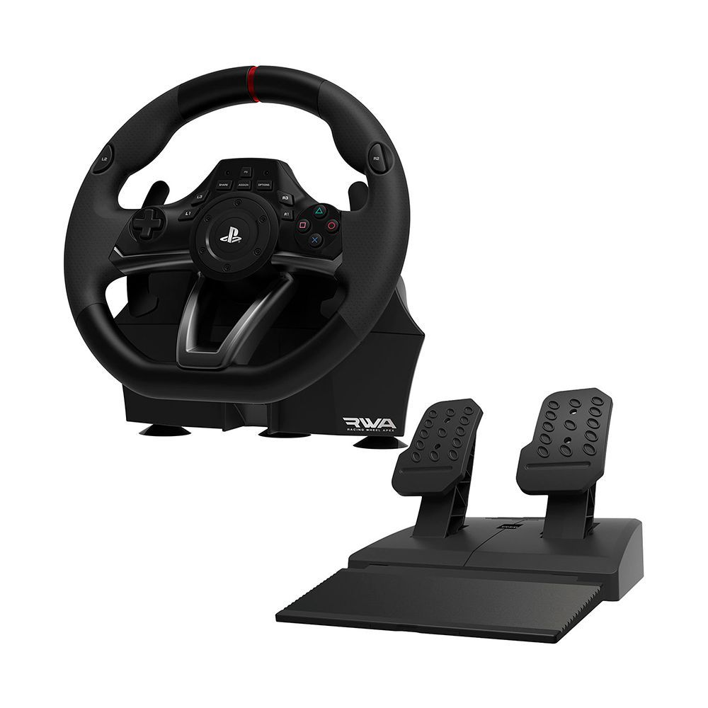 Volante Hori Racing Wheel Apex para PC/PS3/PS4 img 2