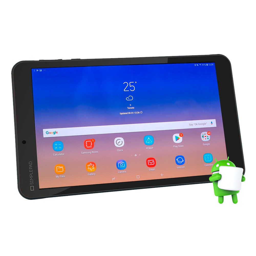 Tablet X-View Simple Pad 8p QuadCore 1 GB 8 GB img 1