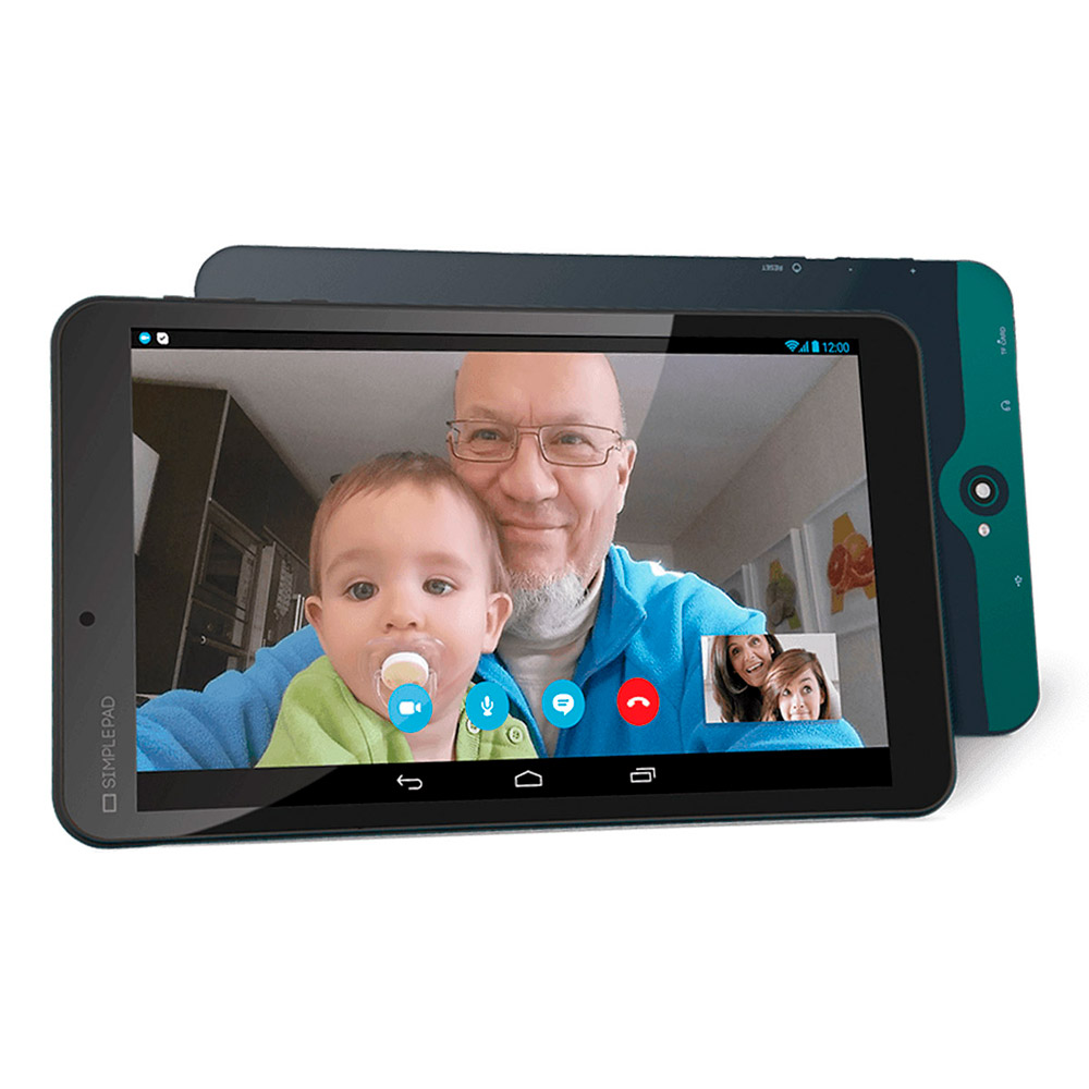 Tablet X-View Simple Pad 8p QuadCore 1 GB 8 GB img 2