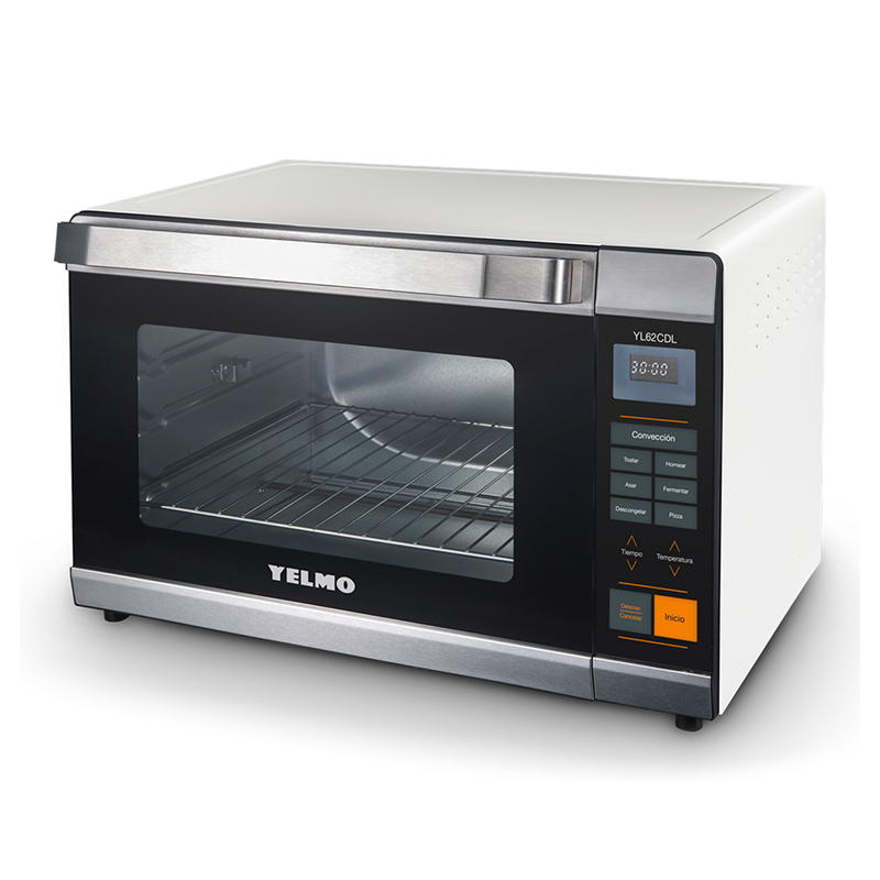 Horno Eléctrico Yelmo 62 Lts Digital YL-62CDL img 1