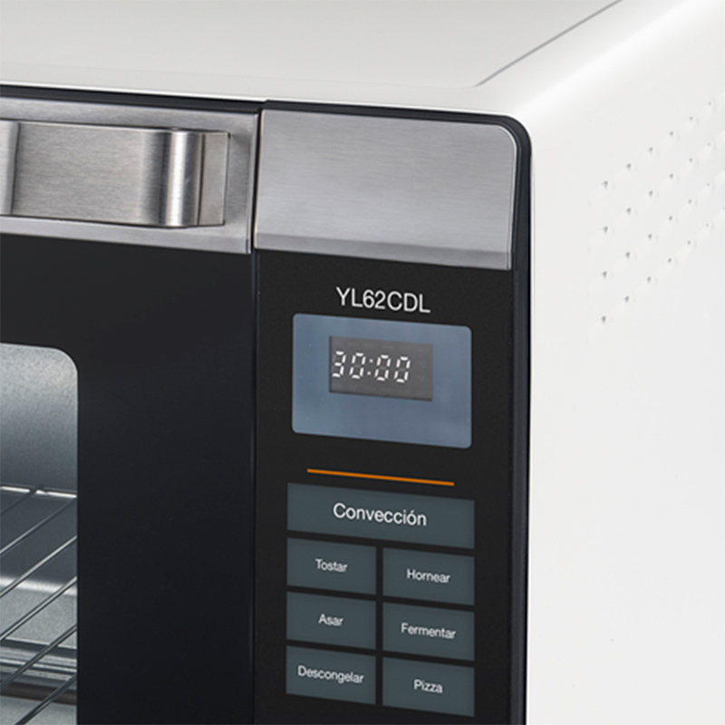 Horno Eléctrico Yelmo 62 Lts Digital YL-62CDL img 2