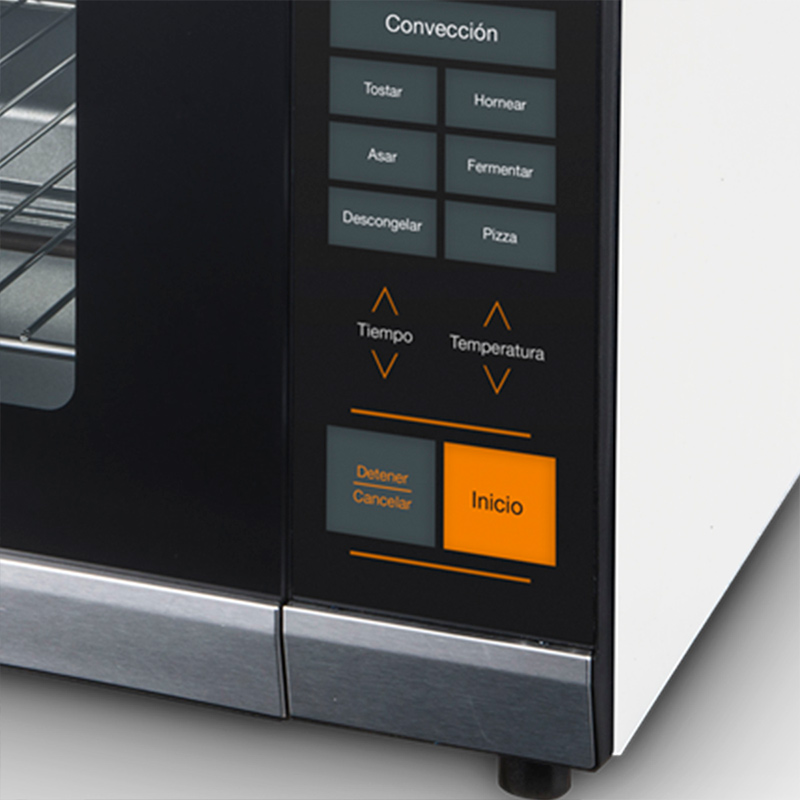 Horno Eléctrico Yelmo 62 Lts Digital YL-62CDL img 3