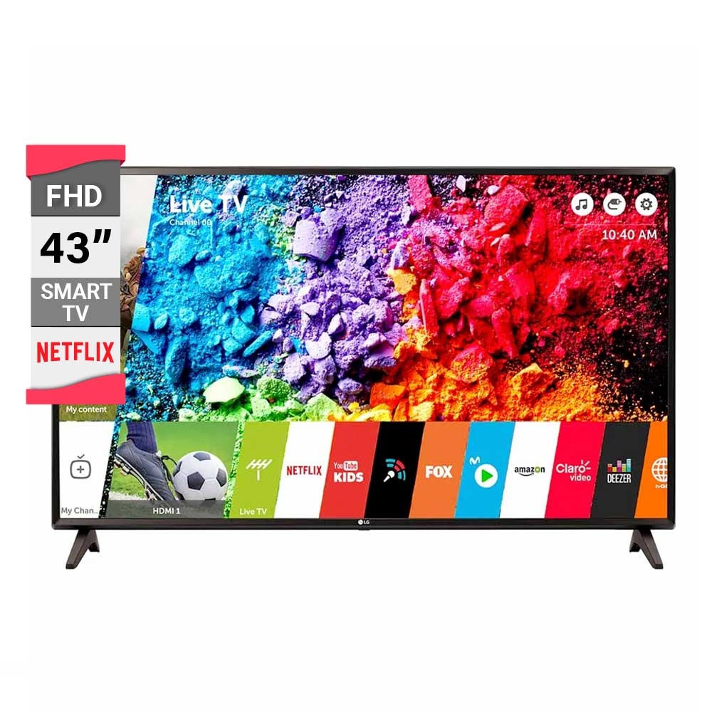 Smart TV LG 43p Full HD 43LK5700 img 1