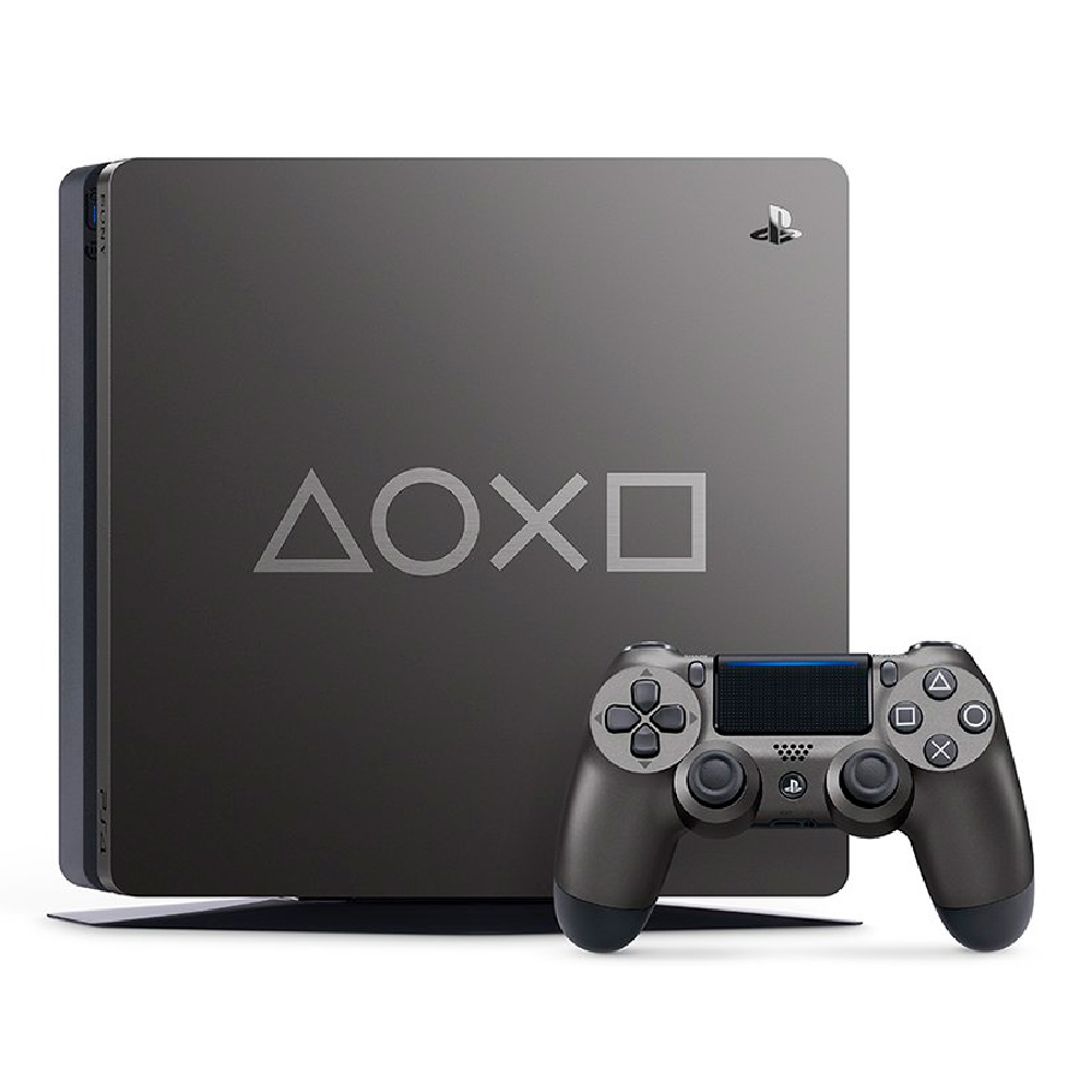 PS4 Slim 1 TB Days of Play + Need for Speed + PES 2018 + Destiny 2 img 4
