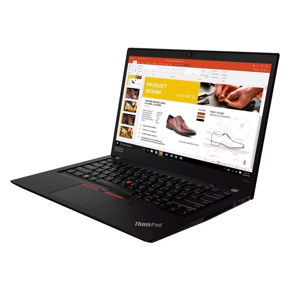 Notebook Lenovo ThinkPad T490S 14p i5 8 GB 1 TB + SSD 256 GB Win 10 img 2