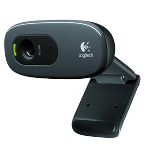 Webcam LOGITECH HD C270 i3